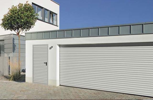 Portes de garage verre clair for Porte de garage credit impot