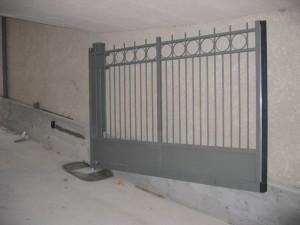 Votre portail sur mesure à Chantilly